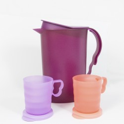 Tupperware Eco Type Top Jug Set