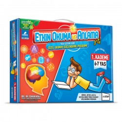 Effective Reading and Comprehension Set 6-7 Age Level 1