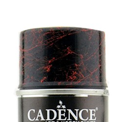 Cadence Spray Marble Effect Paint With Red Vein 200ml