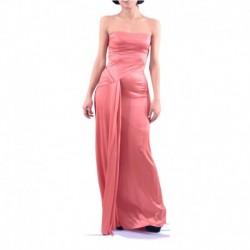 Mango Gece Elbisesi Four Straplez Uzun