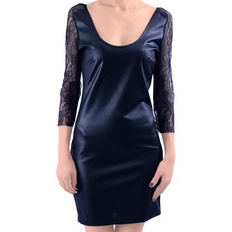 Mango Evening Gown Limbo Black