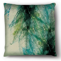 Pillow Case Pattern Green Stain