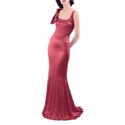 Mango Gece Elbisesi Broome Uzun Kırmızı