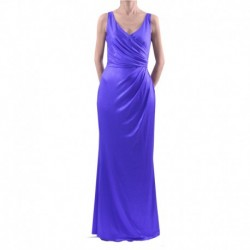 Mango Evening Gown Zamnasta Blue
