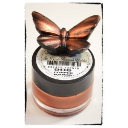 Finger Stamping Water Based Paint 906-Copper Color Wax