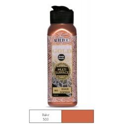 Artdeco 503 Copper Metallic Paint For All Surfaces