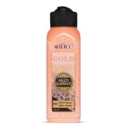 Artdeco Multisurfes Acrylic Paint For All Surfaces 403 Neon Orange