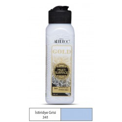 Artdeco Gold Multisurfes Acrylic Paint For All Surfaces 340 White