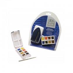 Watercolor Winsor Newton Cotman S. Boya Plus Mini Set