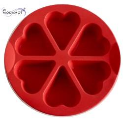 Tupperware Mucize Kalp Şeklinde Kek Kalıbı