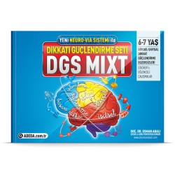 Attention Strengthening Set Mixt 6-7 Years
