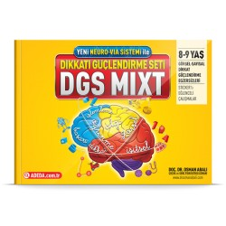 Attention Strengthening Set Mixt 8-9 Years