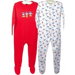 Disney Red Duck Sleeping Bag Set