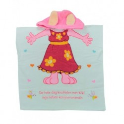 Children's Beach Towel Girl