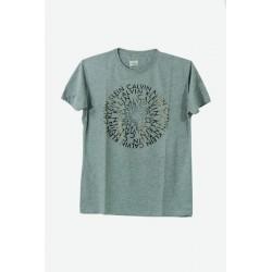 Calvin Klein Gri Tişört
