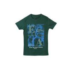 Emporio Armani Green T-Shirts