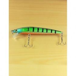 Yeşil Balık 10 cm 1 cm Kaşık