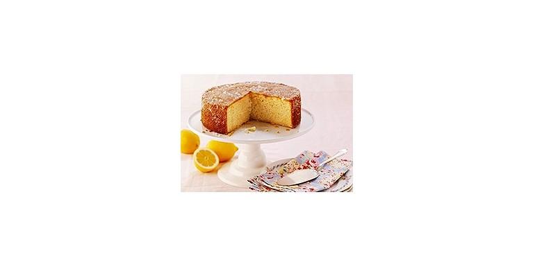Limonlu Şuruplu Kek