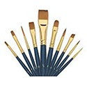 Hobi Helper Supplies and Brushes