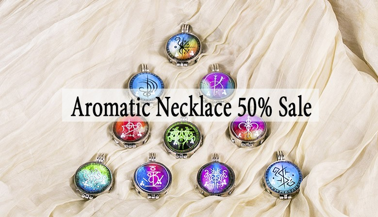 Aromatic Necklace
