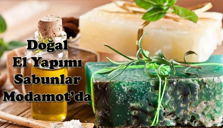 Handmade, Natural Soap