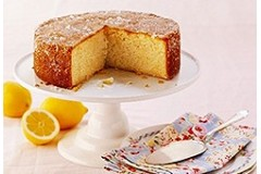 Lemon Syrup Cake